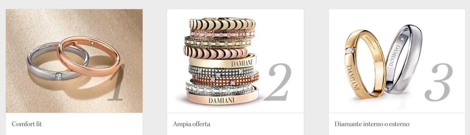 Damiani gioielli - Gioielli Shop Online