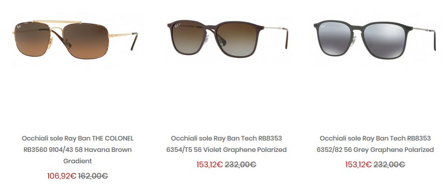 oro-fashion-occhiali-da-sole-firmati-ray-ban