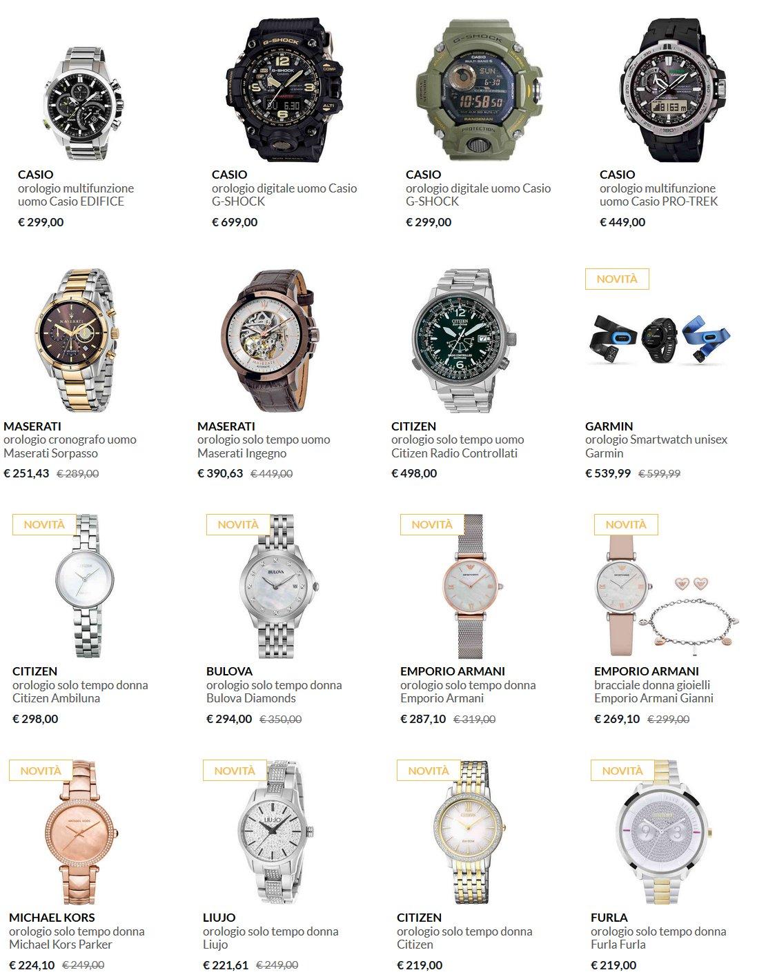 nuovo stile 60176 ef77f GioiaPura shop online - Gioielli Shop Online