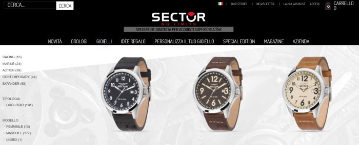 sector-shop-online